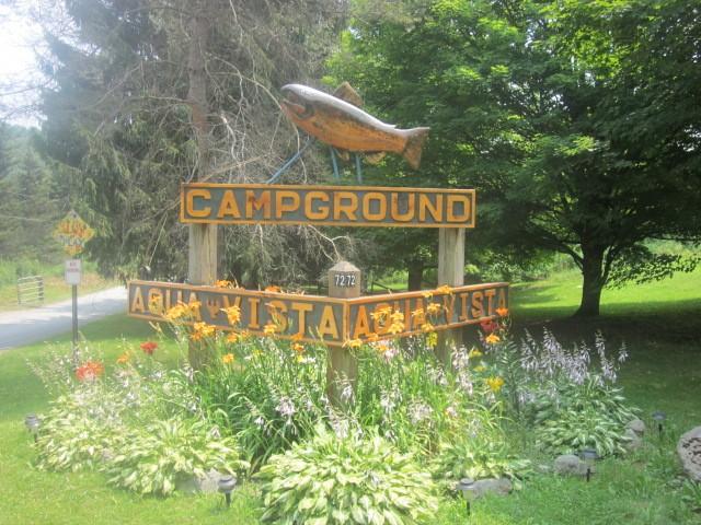 Aqua Vista Campground - Petersburg, NY - RV Parks