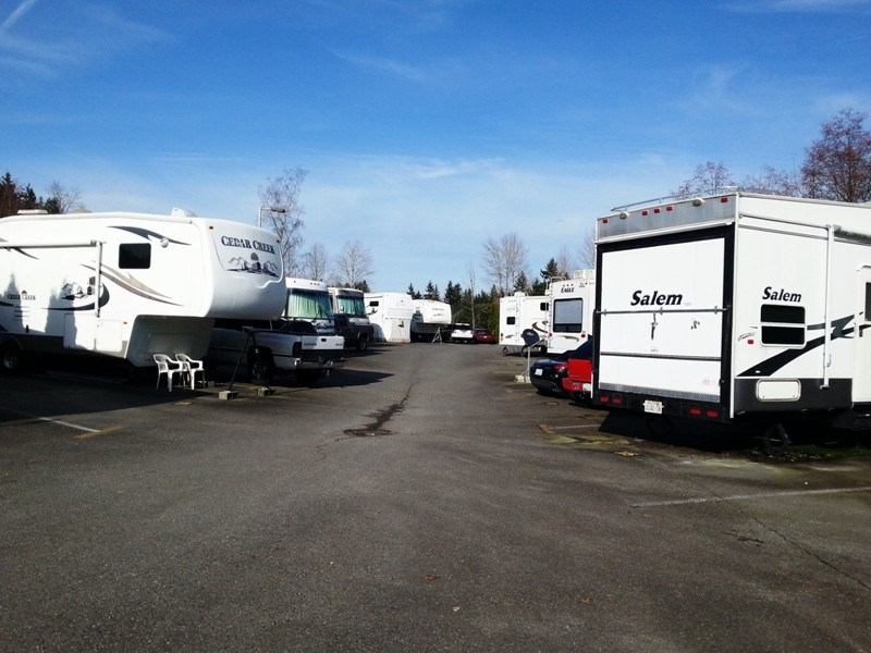 Lakeside RV Park - Everett, WA - RV Parks