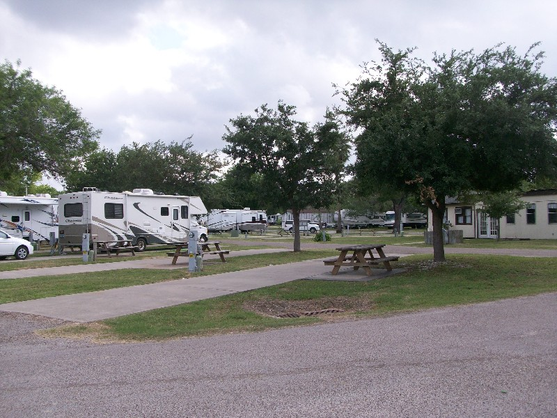 Hatch RV Park - Corpus Christi, TX - RV Parks