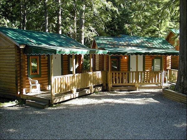 Canyon Hot Springs Resort - Revelstoke, BC - RV Parks