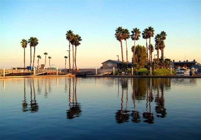 Antioch Municipal Marina - Antioch, CA - County / City Parks