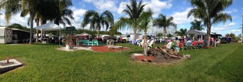 Summer Breeze Rv Park - Okeechobee, FL - RV Parks