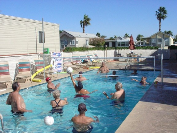 Indian Wells Rv Roundup - Indio, CA - RV Parks