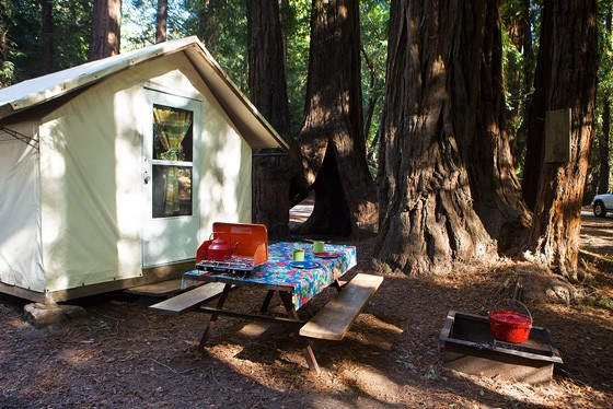 Fernwood Resort - Big Sur, CA - RV Parks