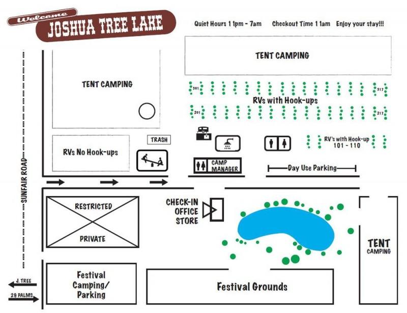 Joshua Tree RV Lake - Joshua Tree, CA - RV Parks