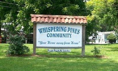 Whispering Pines R V Park - Georgetown, GA - RV Parks ...