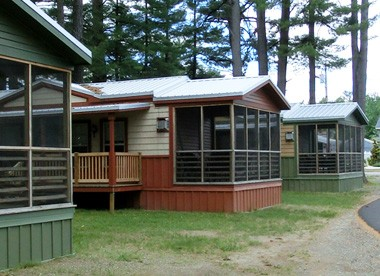 Wagon Wheel Rv Resort And Campground Cottage Rental