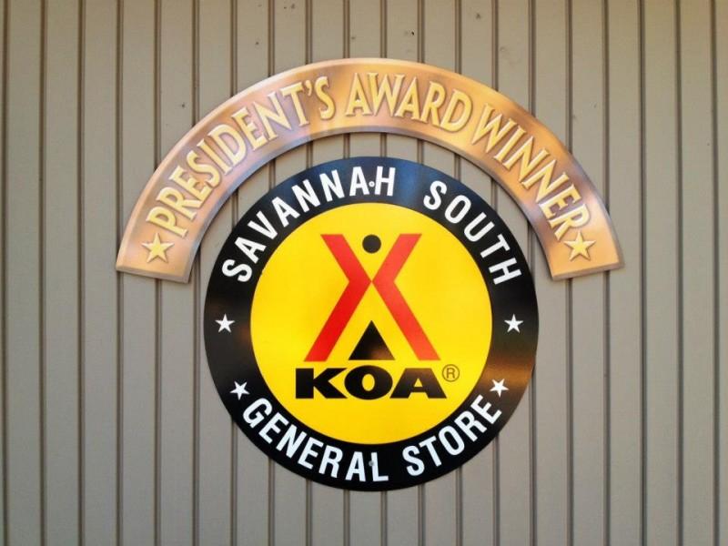 KOA Savannah South - Richmond Hill, GA - RV Parks