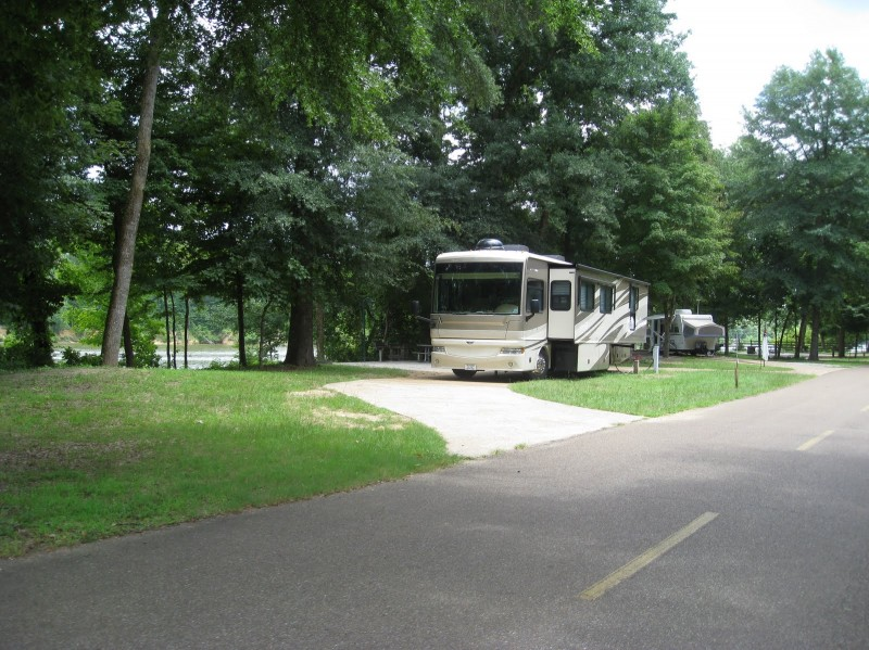 Town Creek Campground West Point Ms Rv Parks