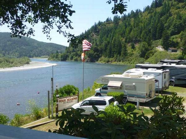 Four Seasons Rv >> Four Seasons Rv Resort Gold Beach Or Rv Parks