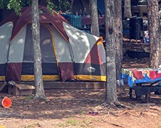 Parks Ferry Campground - Greensboro, GA - County / City Parks