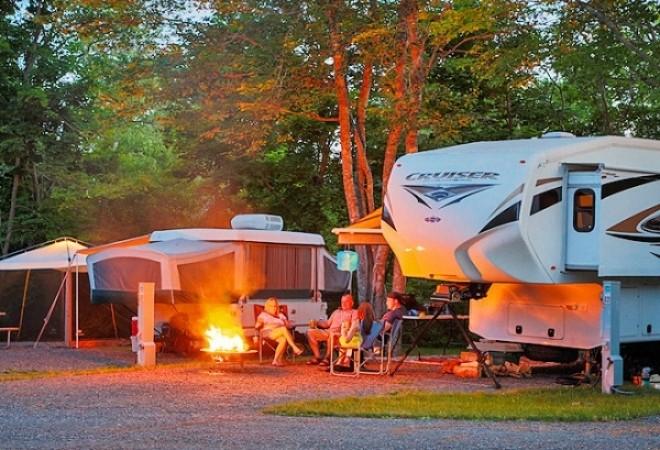 Narrows Too Camping Resort - Ellsworth, ME - Encore Resorts