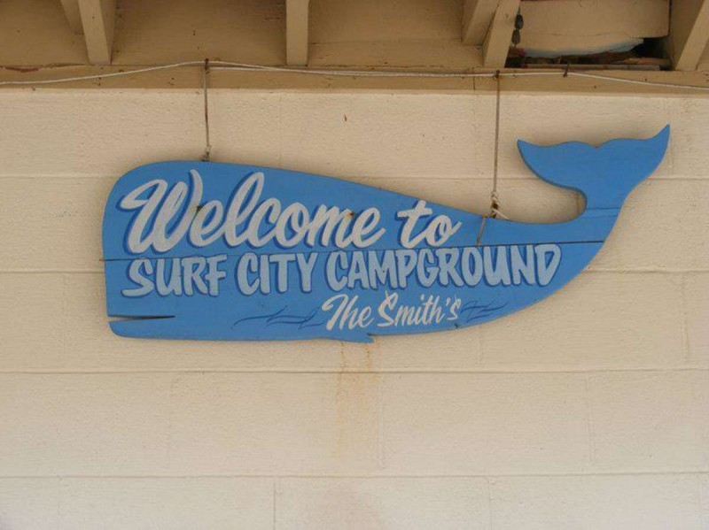 Surf City Family Campground - N Topsail Beach, NC - RV Parks