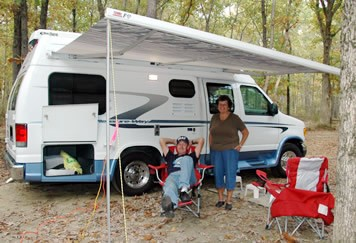 Turkey Swamp Park Campground - Freehold, NJ - County / City Parks