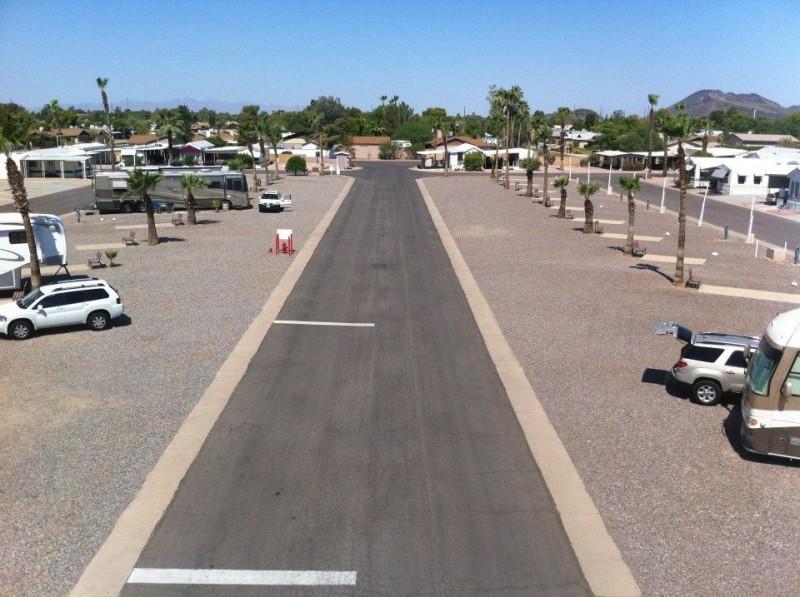 Desert Shadows RV Resort - Phoenix, AZ - RV Parks