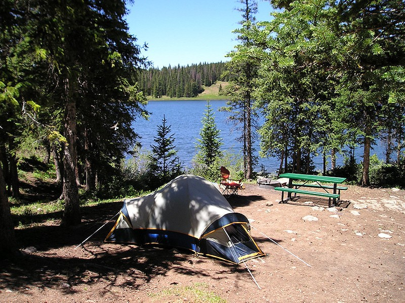Picture Lake Camp Ground - Petersburg, VA - RV Parks ...