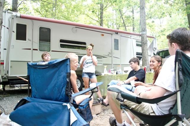 Capitol KOA Kampground - Millersville, MD - KOA