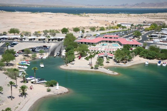 Lake Havasu City Beachcomber Resort