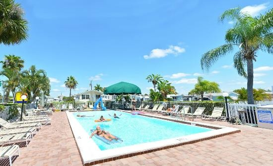 Gulf Air RV Resort - Ft. Myers Beach, FL - Encore Resorts