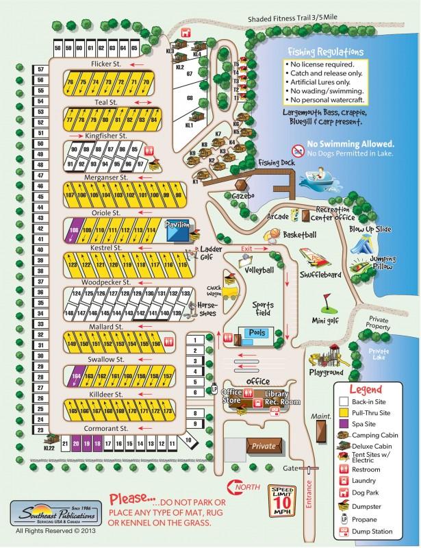 Fort Collins Lakeside Resort KOA - Fort Collins, CO - KOA
