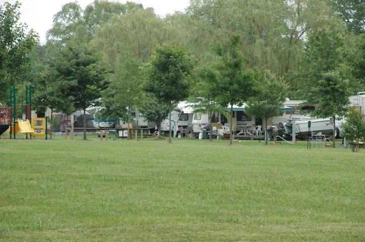Bayshore Campground - Rock Hall, MD - RV Parks