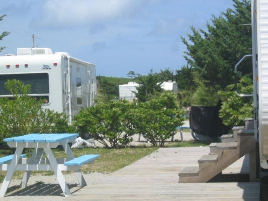 Sands Of Time Campground Avon Nc Rv Parks Rvpoints Com
