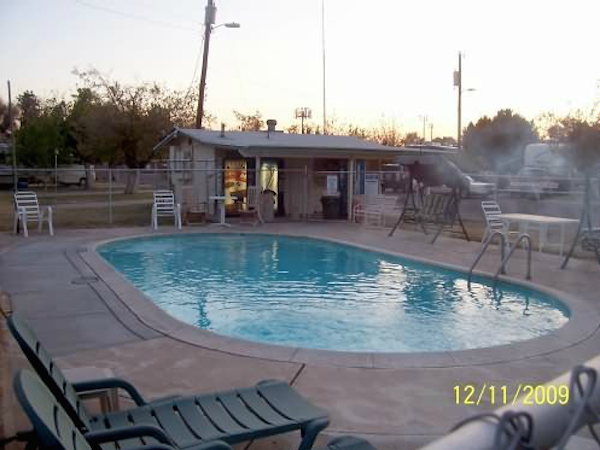 Covered Wagon RV Park - Phoenix, AZ - RV Parks