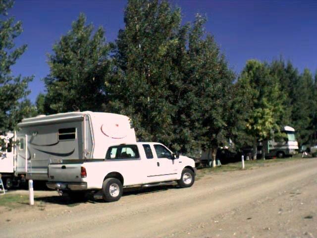 Gunnison Lakeside RV Park & Cabins - Gunnison, CO - RV Parks