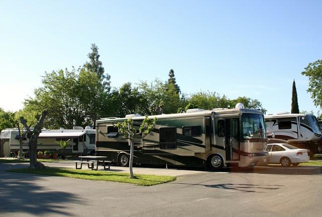 Blackstone North Rv Park Fresno Ca Rv Parks