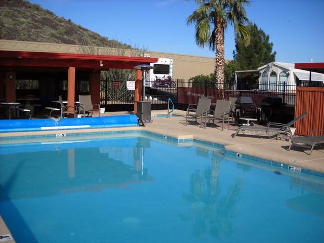 Phoenix Metro RV Park - Phoenix, AZ - RV Parks