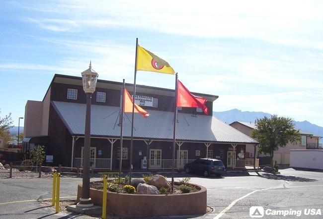 Stagecoach Stop RV Park - Rio Rancho, NM - RV Parks