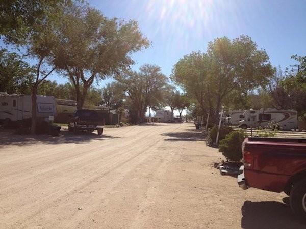 Sierra Trails RV Park - Mojave, CA - RV Parks