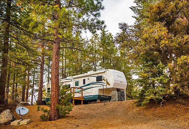 Idyllwild RV Resort -  Idyllwild , CA - Thousand Trails Resorts
