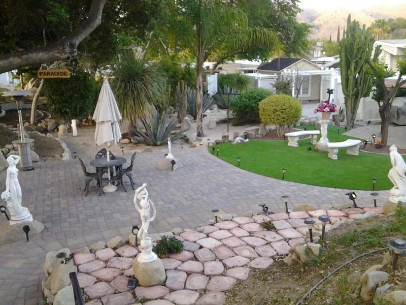 Glen Eden Nudist Resort - Corona, CA - RV Parks