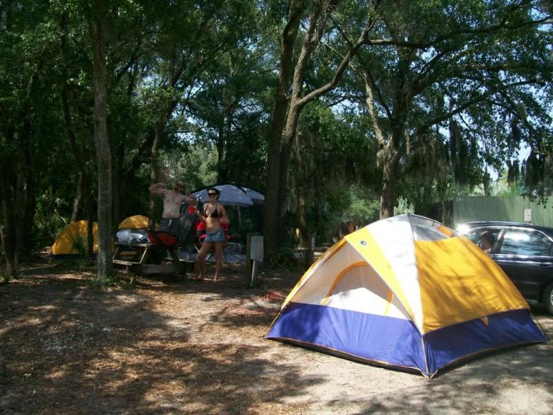 River's End Campground & RV Park - Tybee Island, GA - RV Parks