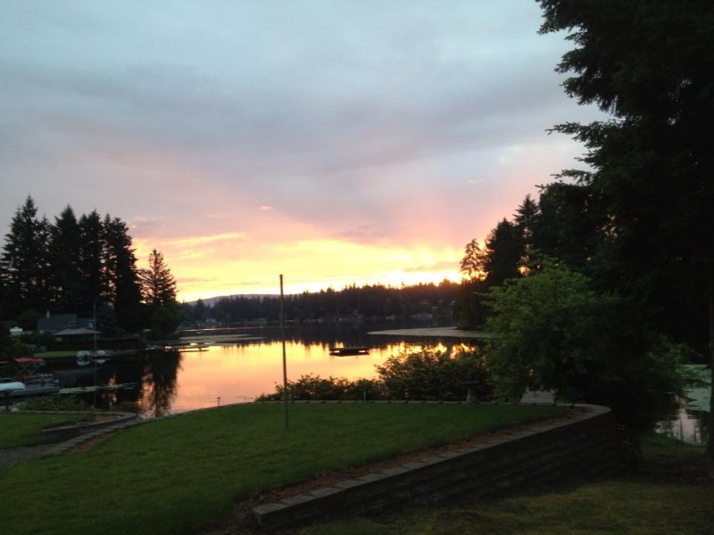 Lake Sawyer Sunrise Resort Black Diamond Wa Rv