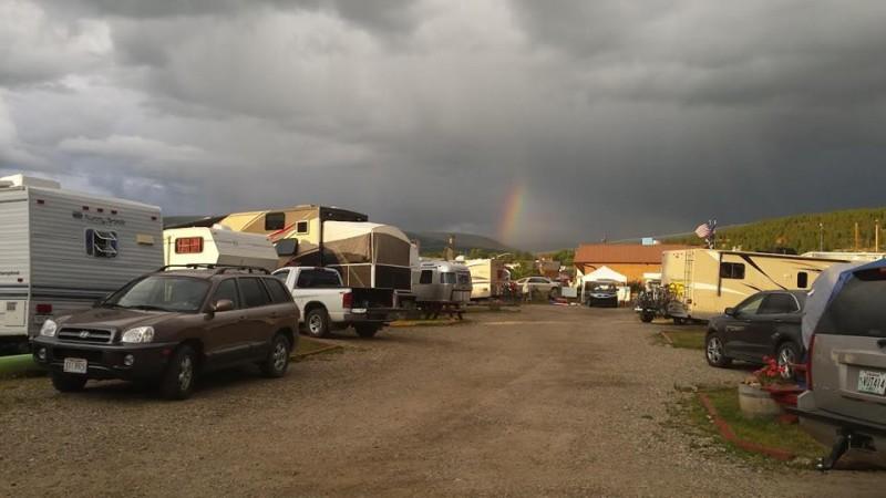 Leadville RV Corral - Leadville, CO - RV Parks