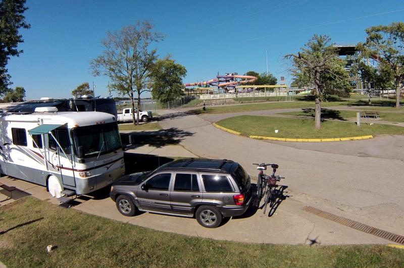 Nashville Shores RV Park - Hermitage, TN - RV Parks