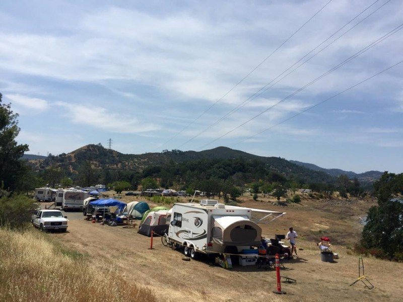 Steele Canyon Campground - Napa, Ca - National Parks