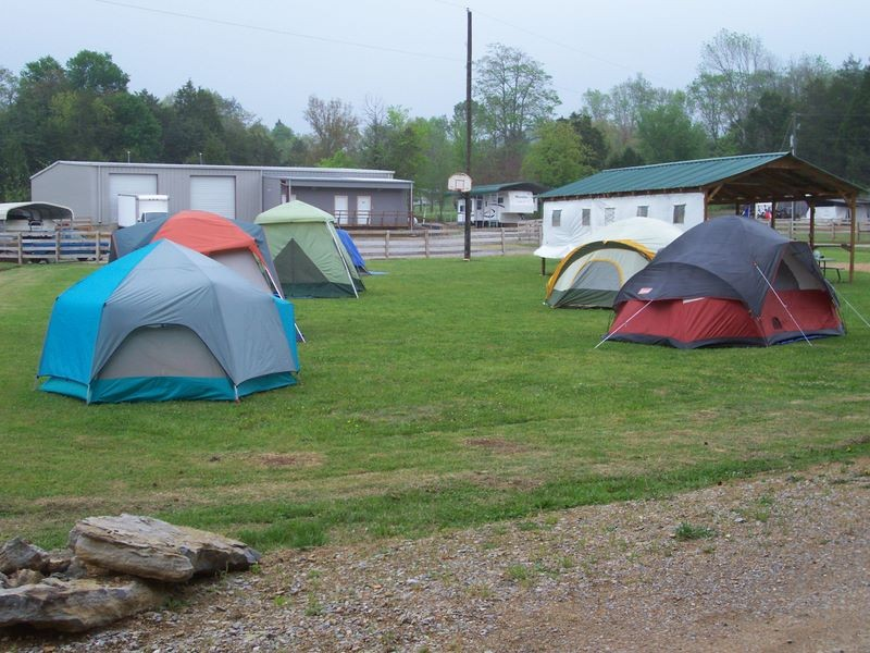R Haven RV & Event Park - Rising Fawn, GA - RV Parks