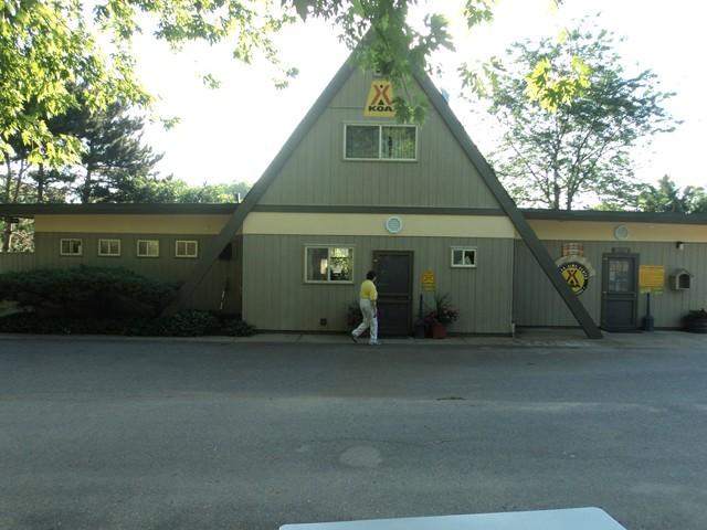 Hixton / Alma Center KOA - Alma Center, WI - KOA