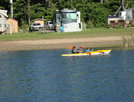 Sleepy Hollow Campground - Akron, NY - RV Parks