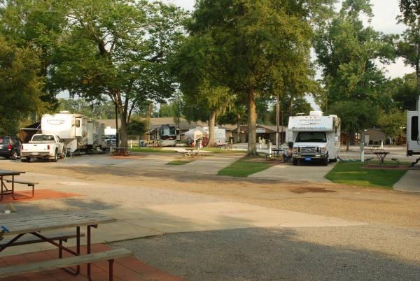 Baton Rouge KOA  - Denham Springs, LA - KOA
