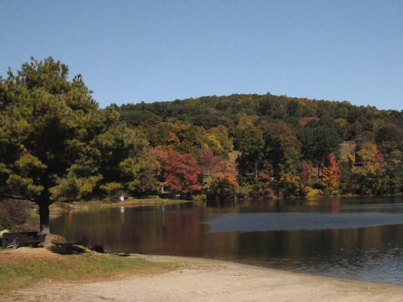Lake Waramaug State Park New Preston