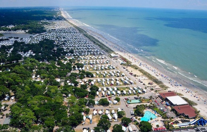 Beach Rv Resort Sc