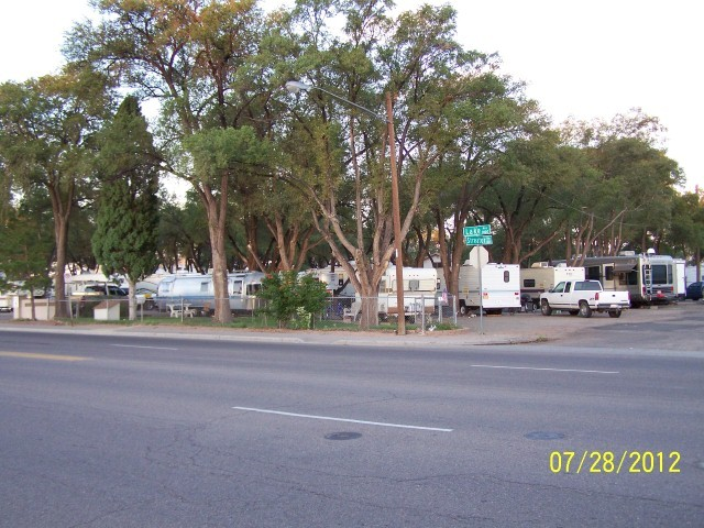 Fort's RV Park - Pueblo, CO - RV Parks