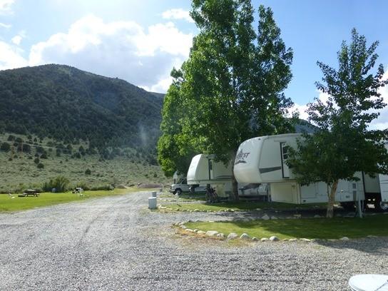 Mono Vista Rv Park - Lee Vining, CA - RV Parks