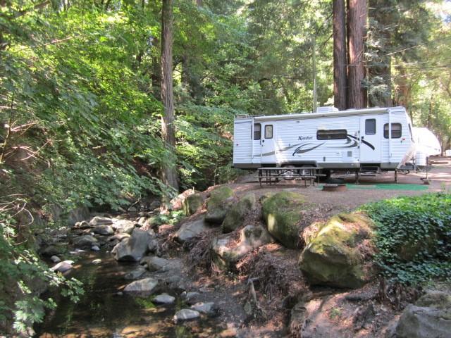Saratoga Springs - Saratoga, CA - RV Parks