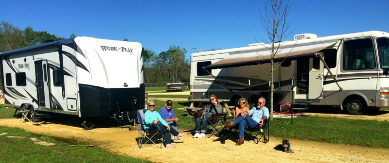 Cypress Landing RV Park - Dozier, AL - RV Parks