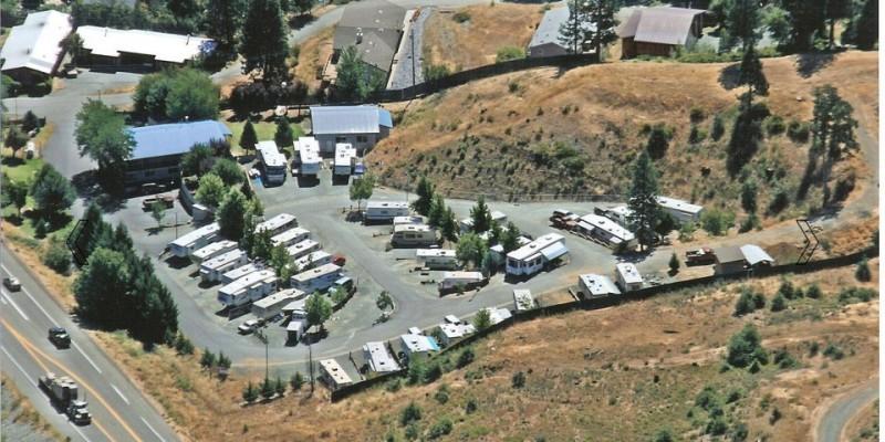 Sidney Gulch RV Park - Weaverville, CA - RV Parks